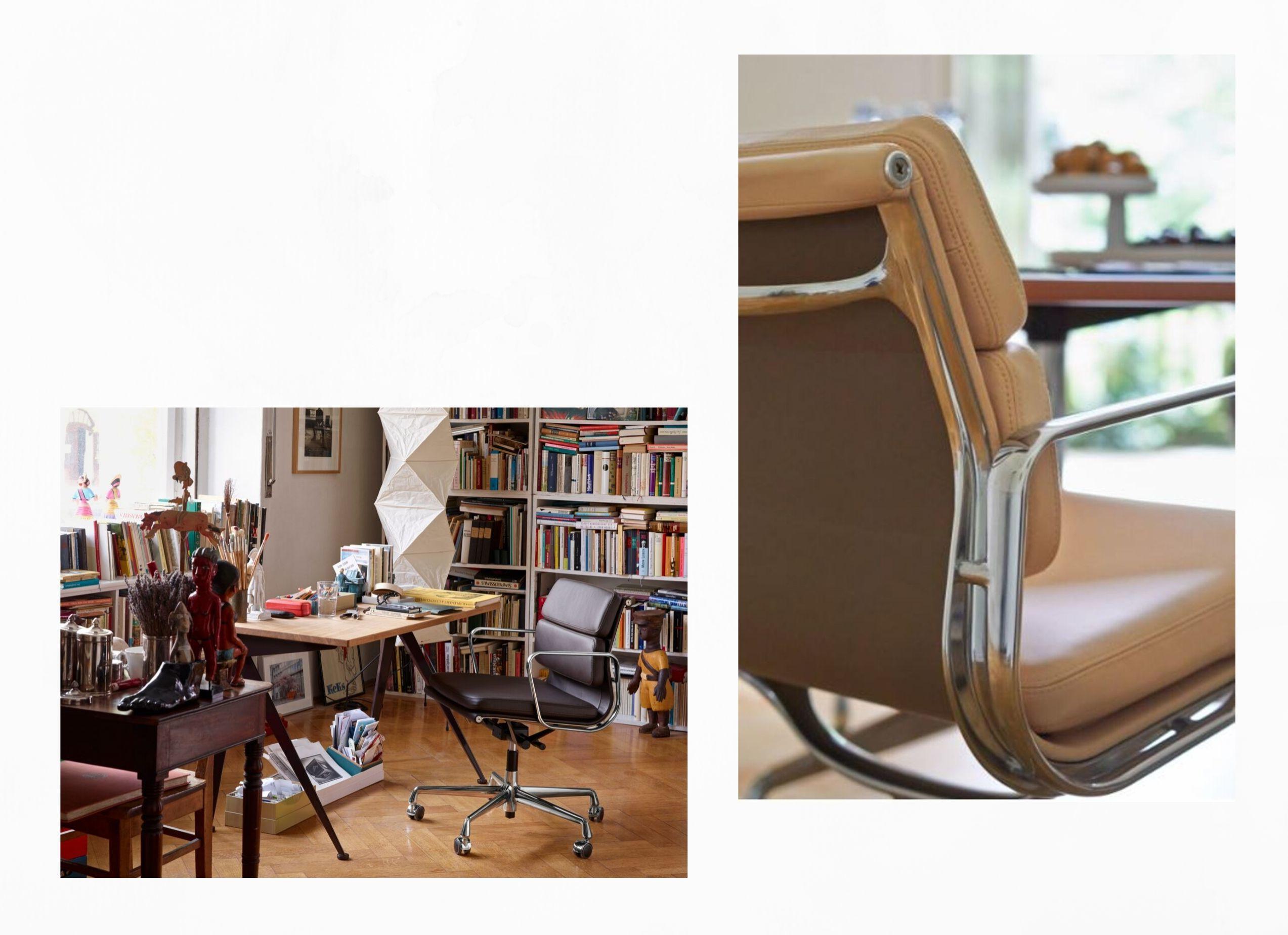 Eames soft pad chair 3