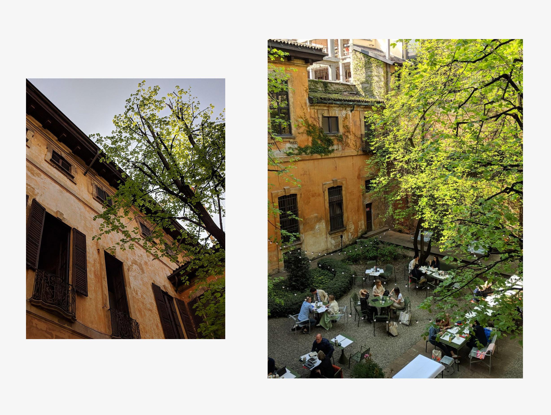 Hay Palazzo Clerici Garden