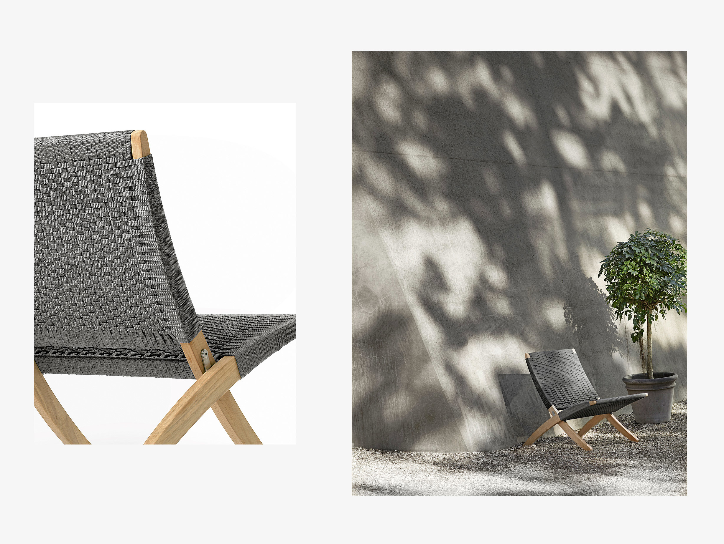 Carl Hansen Cuba Outdoor Chair