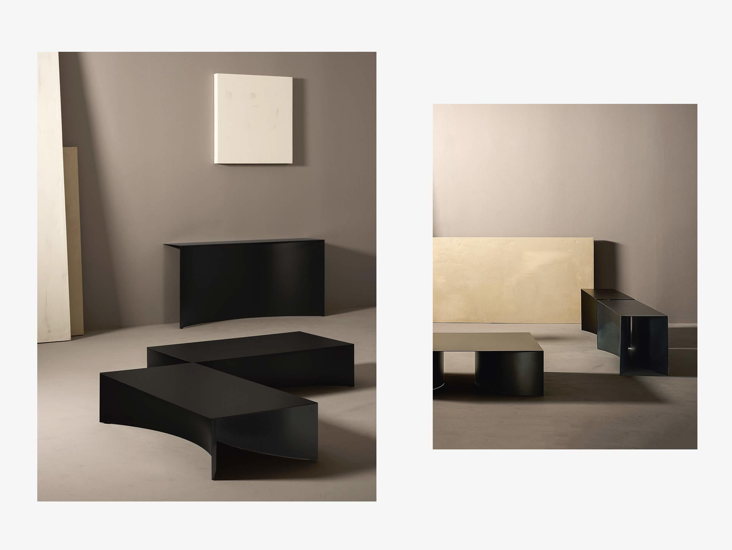 Desalto Void Table Console Poletti