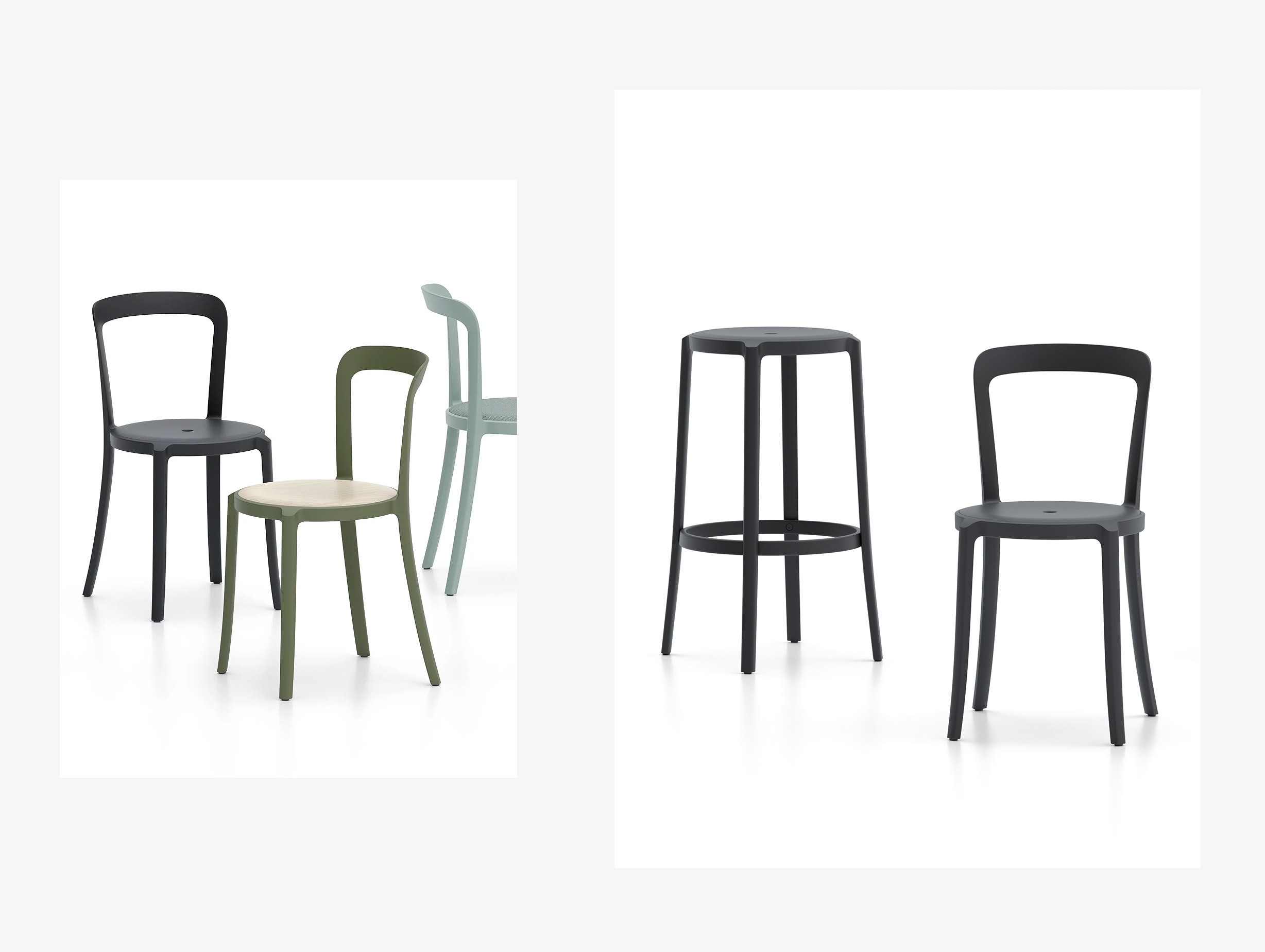 Emeco On And On Chair Stool Barber Osgerby