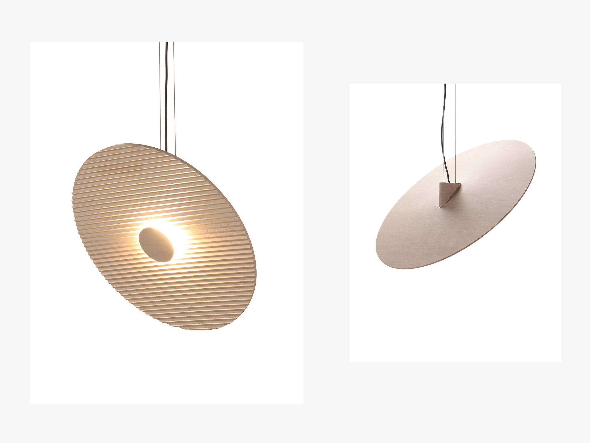 Parabole Light Karimoku New Standard Milan 2019