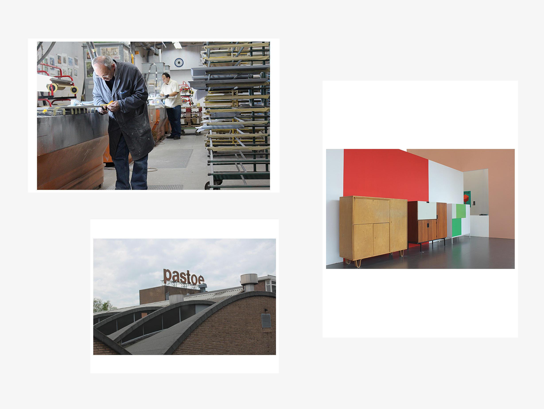 Pastoe Factory Utrecht