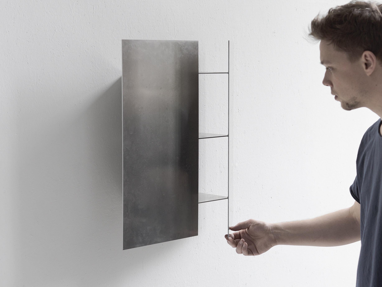 Sheet Cabinet Bjorn Van Den Berg