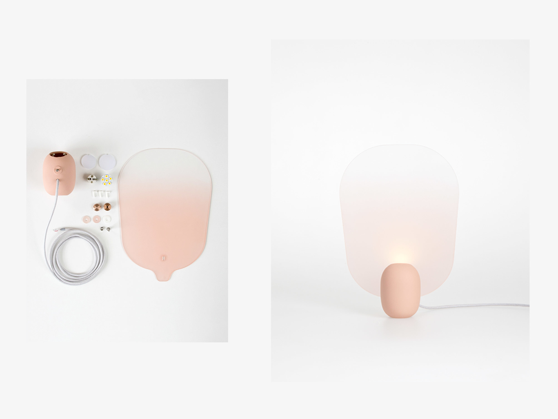 Studio Wm Designers Gradient Table Light