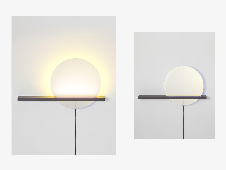 Studio Wm Designers Lucent Mirror Light