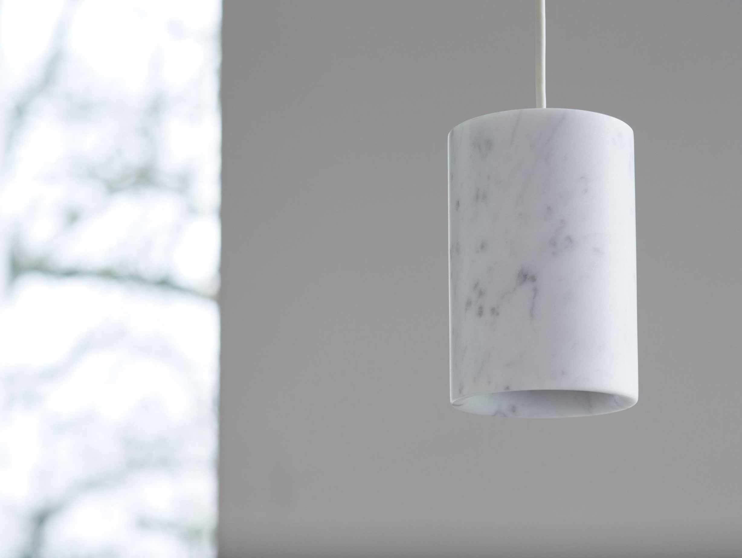 Solid Pendant Light Terence Woodgate