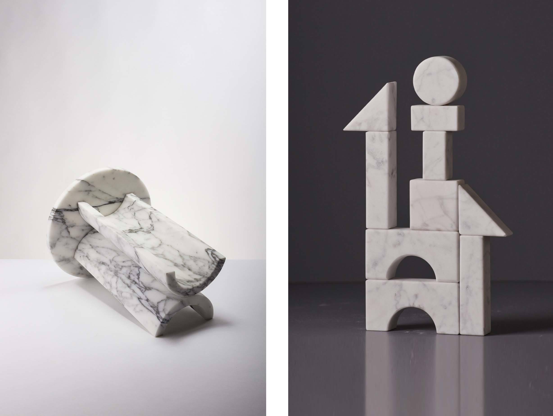 Bloc Studios Marble Furniture