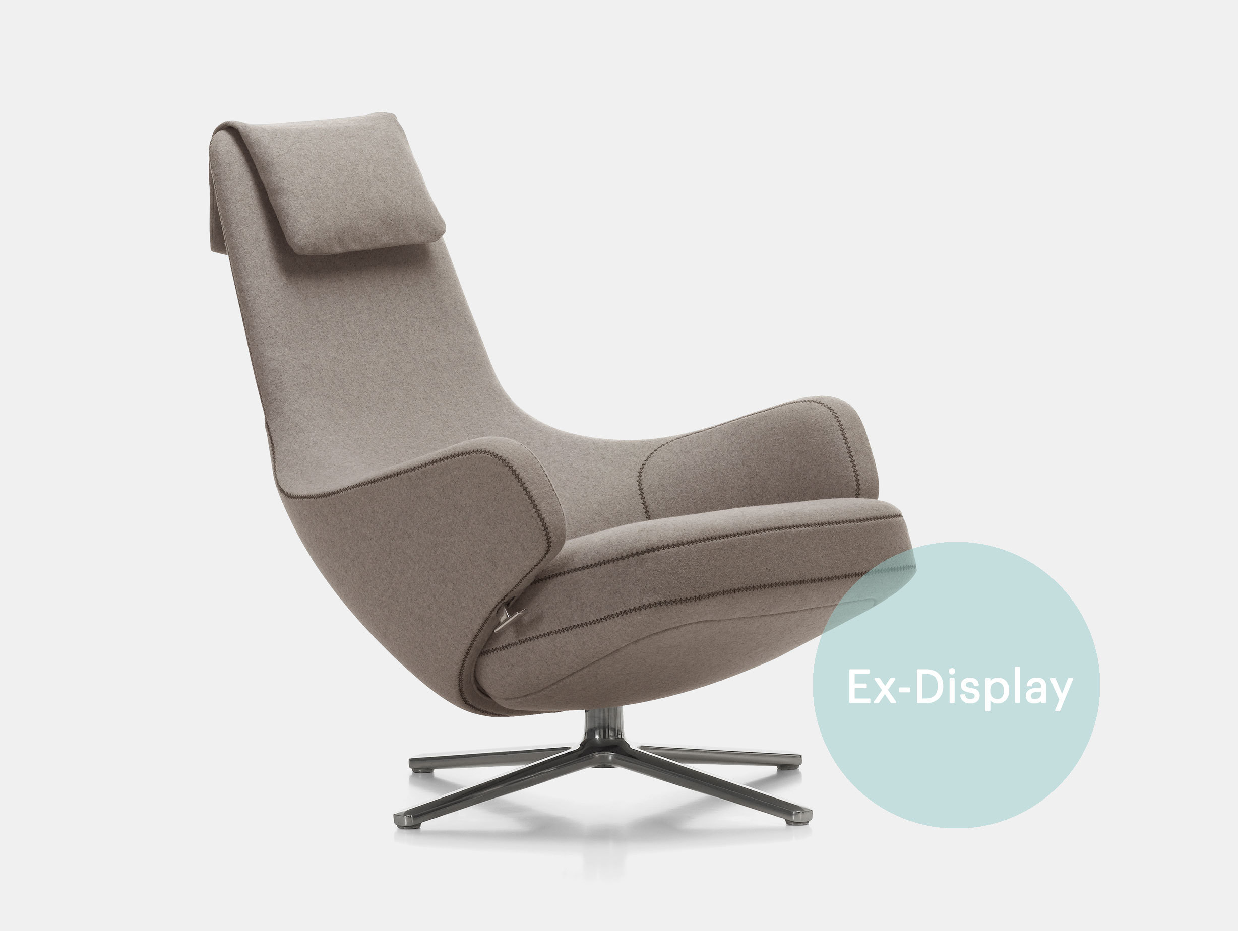 Vitra Repos Lounge Chair Ex Display