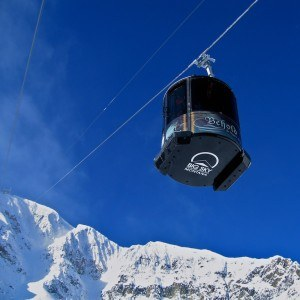 Big Sky Resort Tram