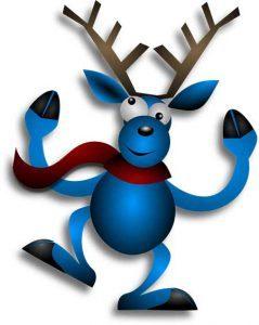 Strolling Reindeer | Pixabay Image
