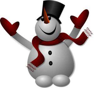 Happy Snowman | Pixabay Image