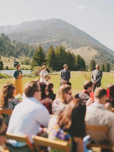 Getting Married In Big Sky, Montana | Photo: 320 Ranch