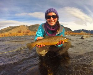 Brown Trout on Madison | Visit Big Sky
