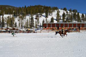Ski Joring | 320 Guest Ranch