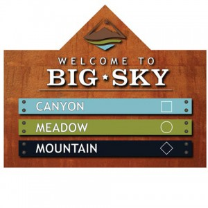 Big Sky Montana Trail Guide