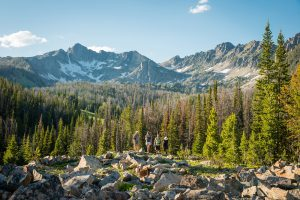 Beehive Basin | Audrey Hall Photography