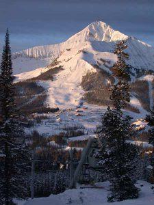Lone Mountain   Photo: Glennis Indreland