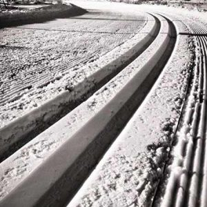 Cross Country Ski Tracks | Photo: Love Street Media