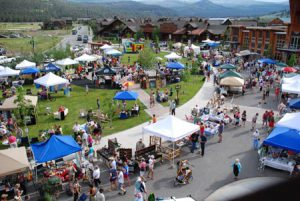 Wednesdays Farmers Market | Photo: Big Sky Town Center