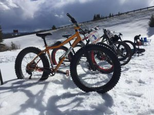 Fat Bikes! | Photo: Lone Mountain Ranch