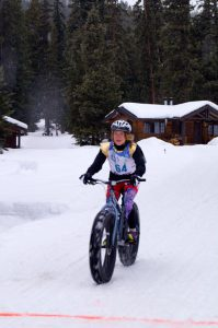 Riding Fat Bikes | Photo: Lone Mountain Ranch