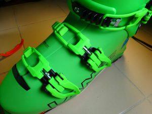 Lange Ski Boot | Photo: D. Lennon