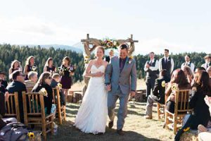 Happily Ever After... | Photo: Lone Mountain Ranch