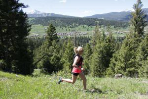 Trail Running In Big Sky | Photo: Love Street Media