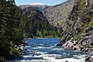 Go Rafting In Big Sky | Photo: Montana Whitewater