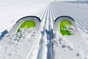 Groomed Ski Run | Shutterstock Image