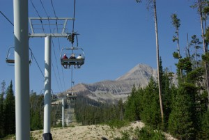 Chairlift Summer Big Sky | Dropbox File