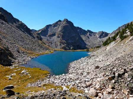 Summit Lake | Photo: D. Lennon