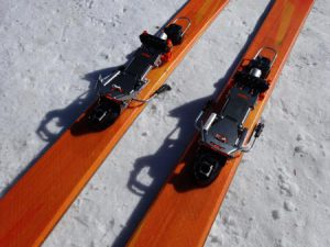 Modern Telemark Bindings | Photo: D. Lennon