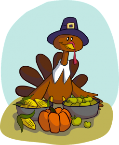 Thanksgiving! | Pixabay Image
