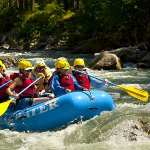 Whitewater Rafting on the Gallatin River | MOTBD