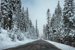 Remote Roads In WInter | Pixabay Image