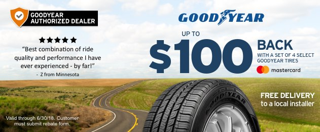 Goodyear - More driven