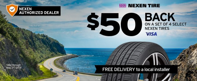 Nexen - Driving a better tomorrow