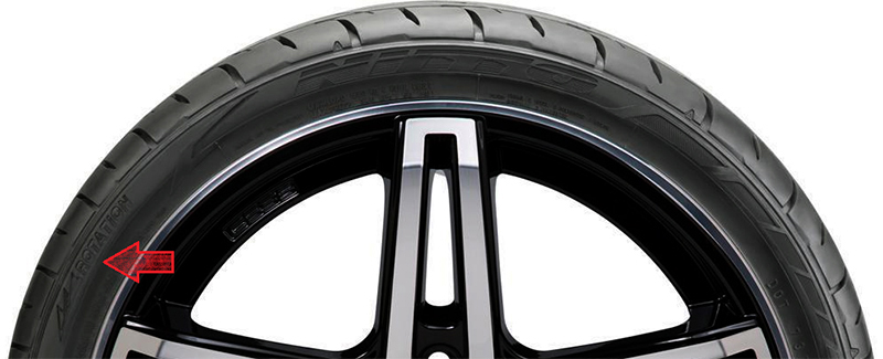 How To Tell If Your Tires Are Directional Tirebuyer Com