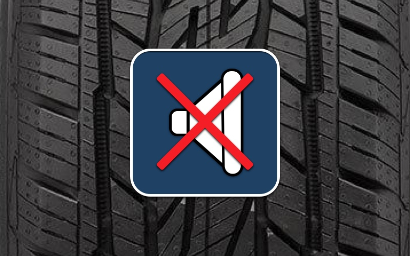 How do I find quiet tires for my car?