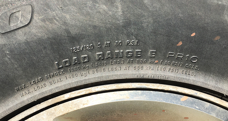 Whats A Tire Ply Rating Tirebuyer Tirebuyer