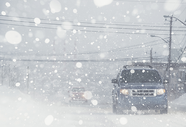 Why you need winter tires