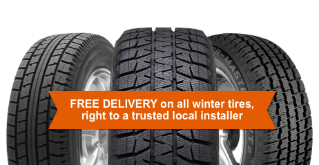 Cheap Snow Tires >> Best Winter And Snow Tires Online Tirebuyer Com