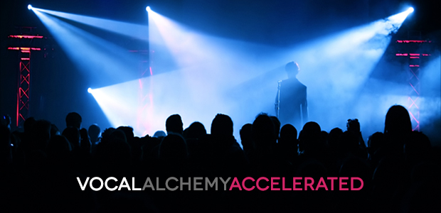 Vocal Alchemy Accelerated Live Vocal Workshop image