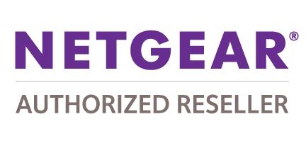 Netgear Authorized Re seller Badge