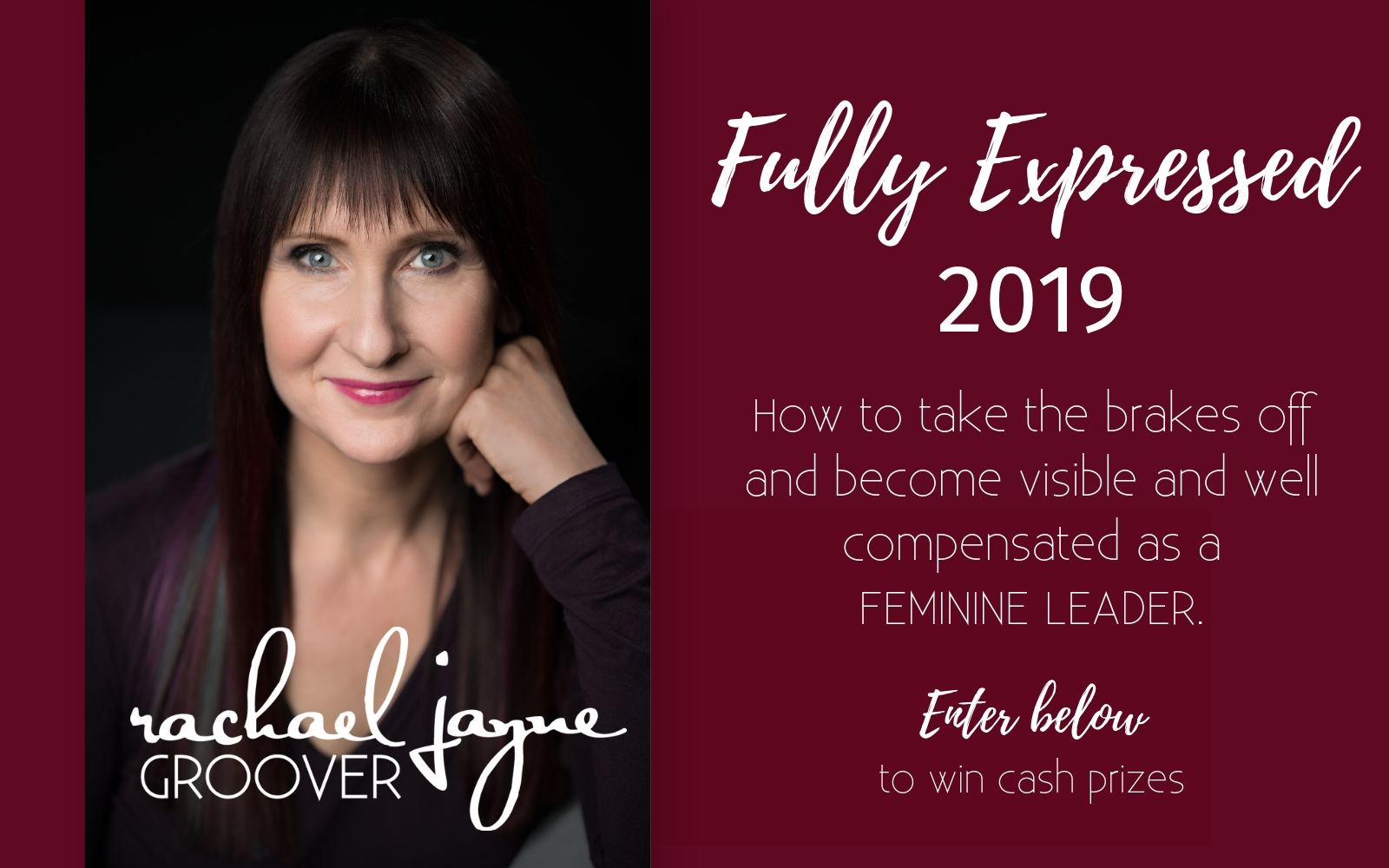 Fully Expressed 2019 Giveaway
