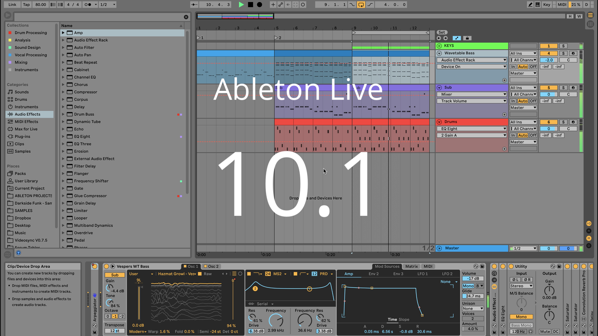 wavetable ableton review
