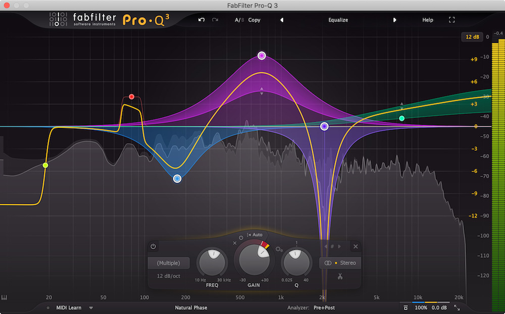 Learn How to Use Dynamic EQ with FabFilter Pro-Q3