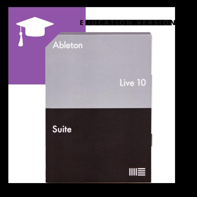 Ableton Live 10 Suite - EDUCATION VERSION